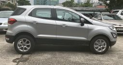Ford Ecosport 1.5 Trend AT